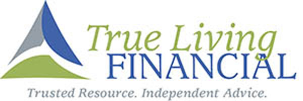 True Living Financial Retina Logo